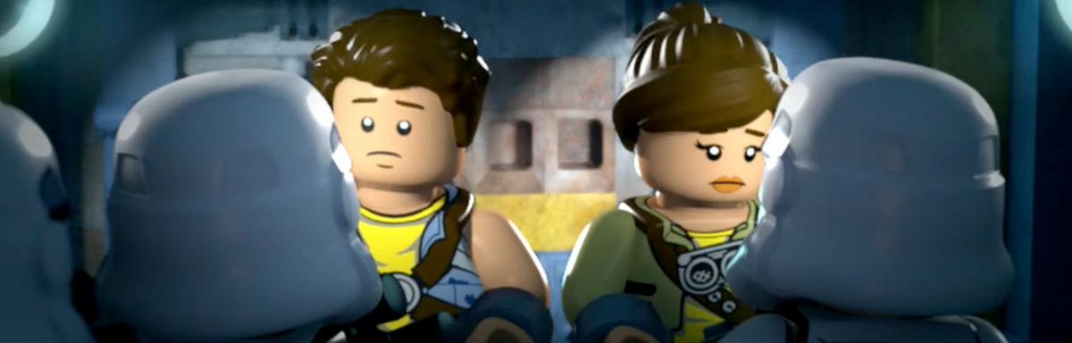 Lego star wars Freemaker Adventures Wil Film animation production