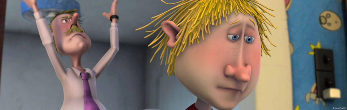 GUMMI T feature film Wil Film animation production