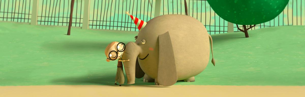 Hugo og Holger Wil Film animation production