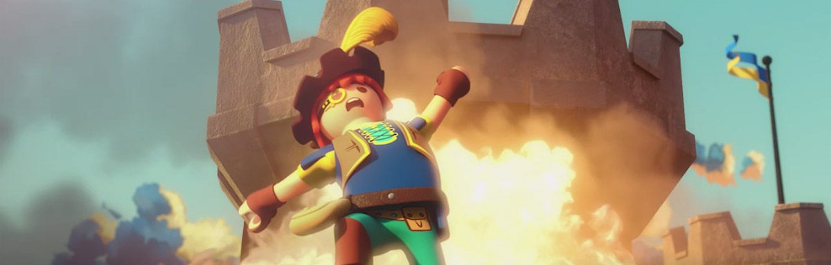 Playmobil Novelmore commercial Wil Film animation production