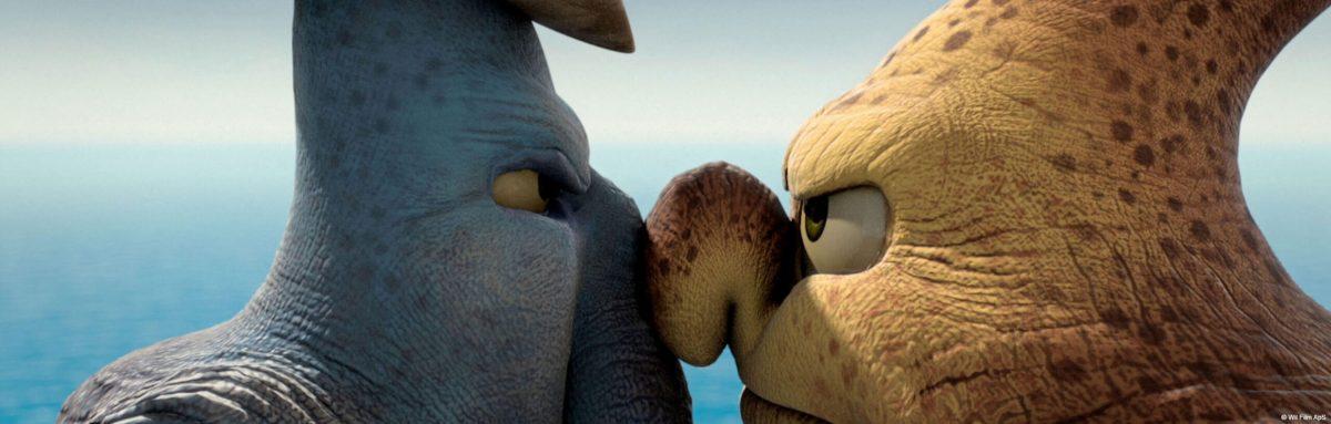 three fools short film Wil Film animation production